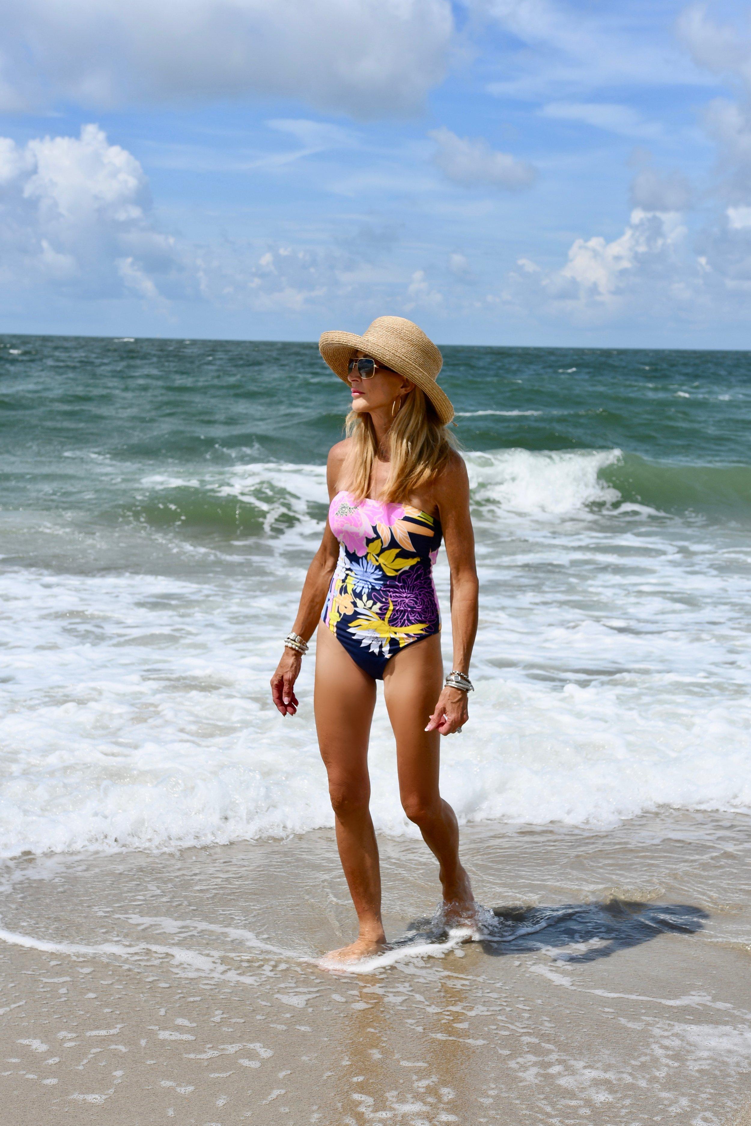 Trina Turk Swimsuit - Crazy Blonde Life