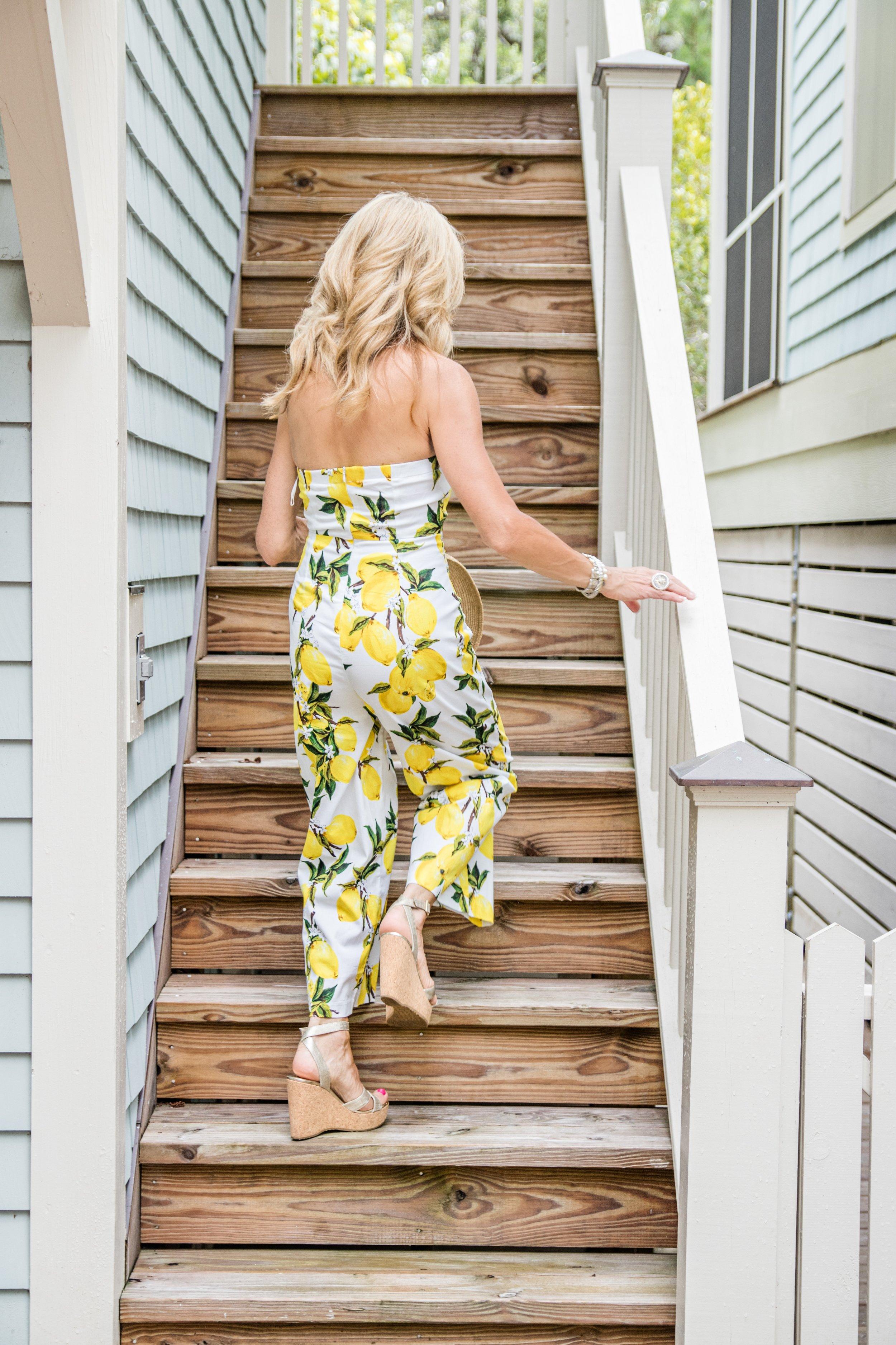 The citrus trend - Crazy Blonde Life