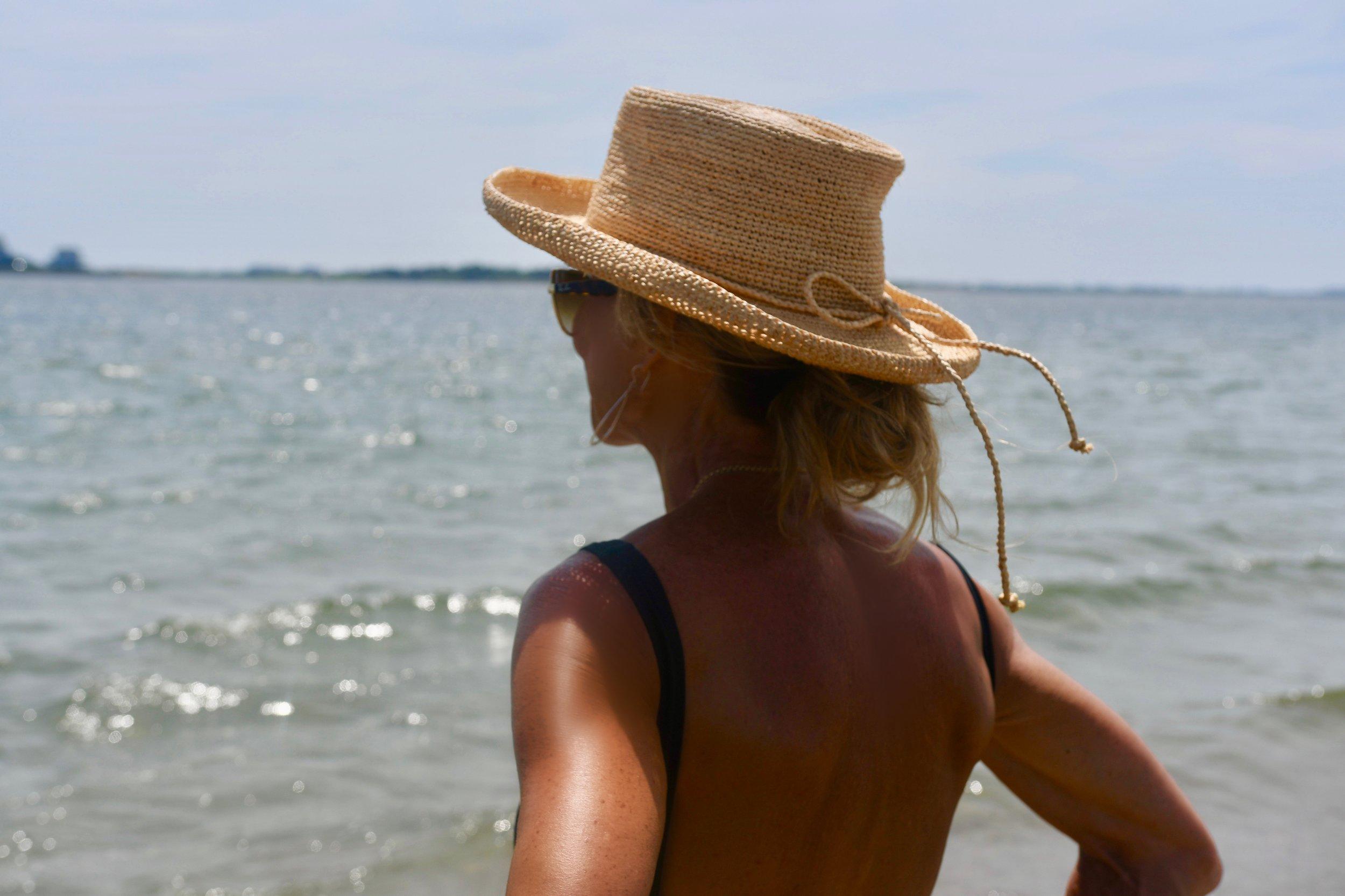 Summer Hats - Crazy Blonde Life