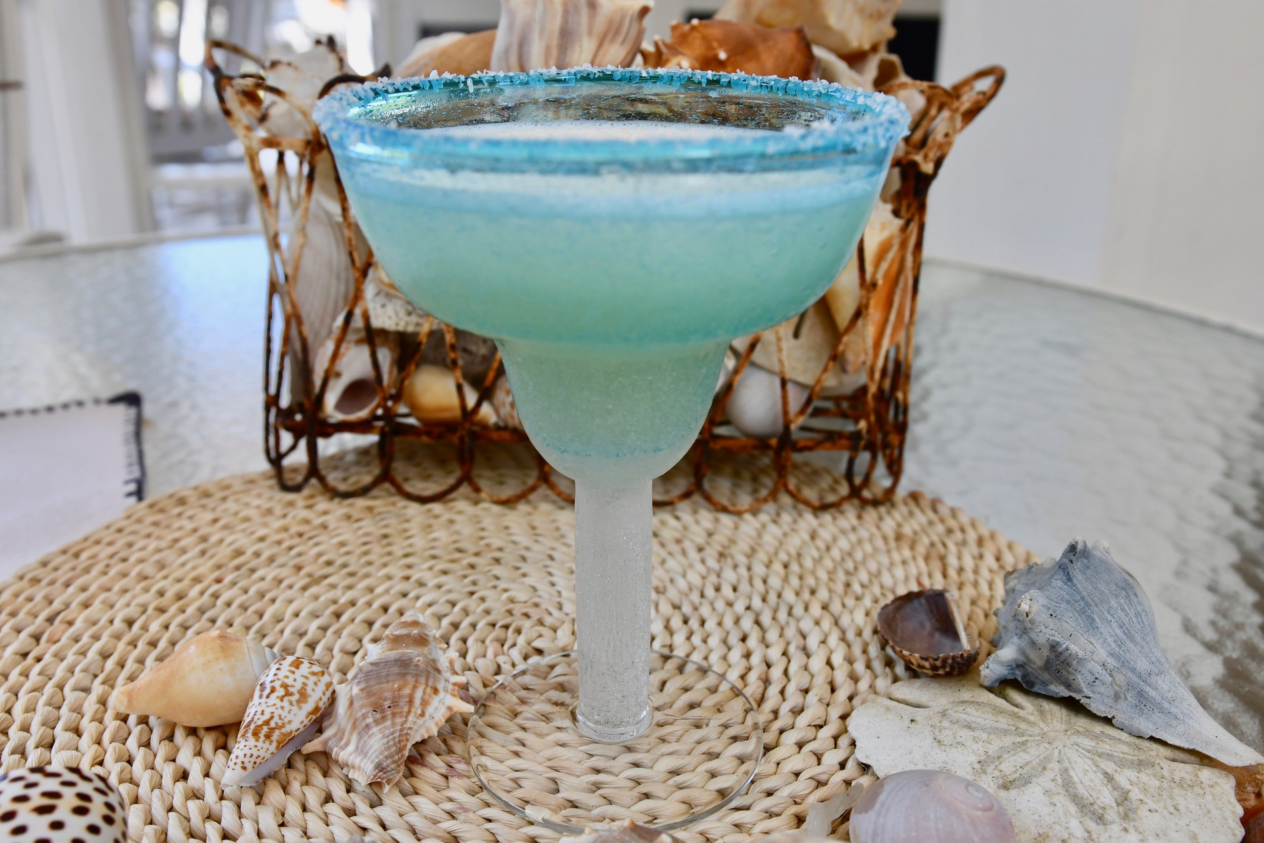 Margaritas made with beer - Crazy Blonde Life
