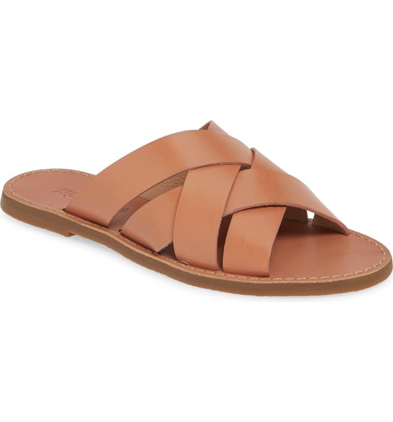 Madewell Woven Slide Sandal - Nordstrom