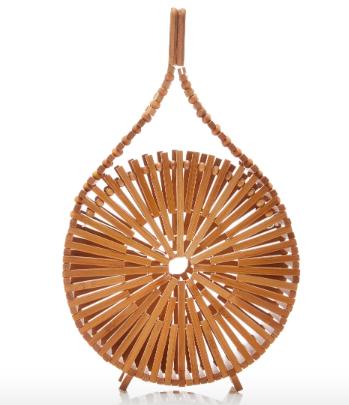 Mini Zaha Bamboo Bag - Moda Operandi