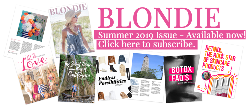 BLONDIE, by Crazy Blonde Life
