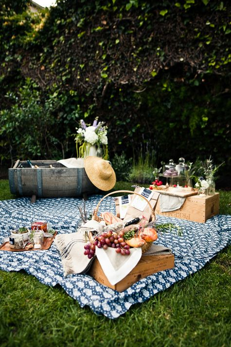 Picnic Image from Pinterest