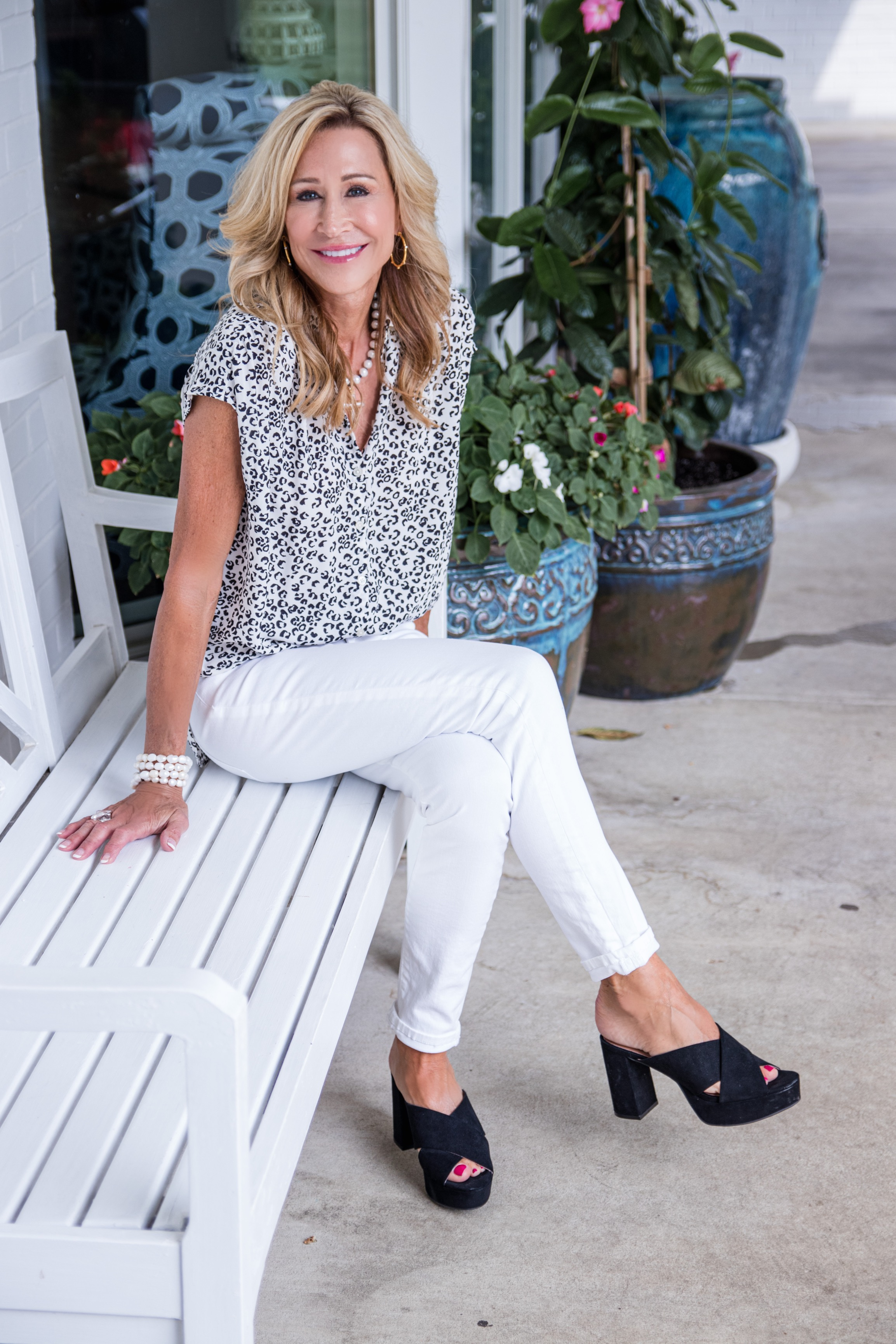 Chinese Laundry Shoes - Transitional fall outfit - Crazy Blonde Life