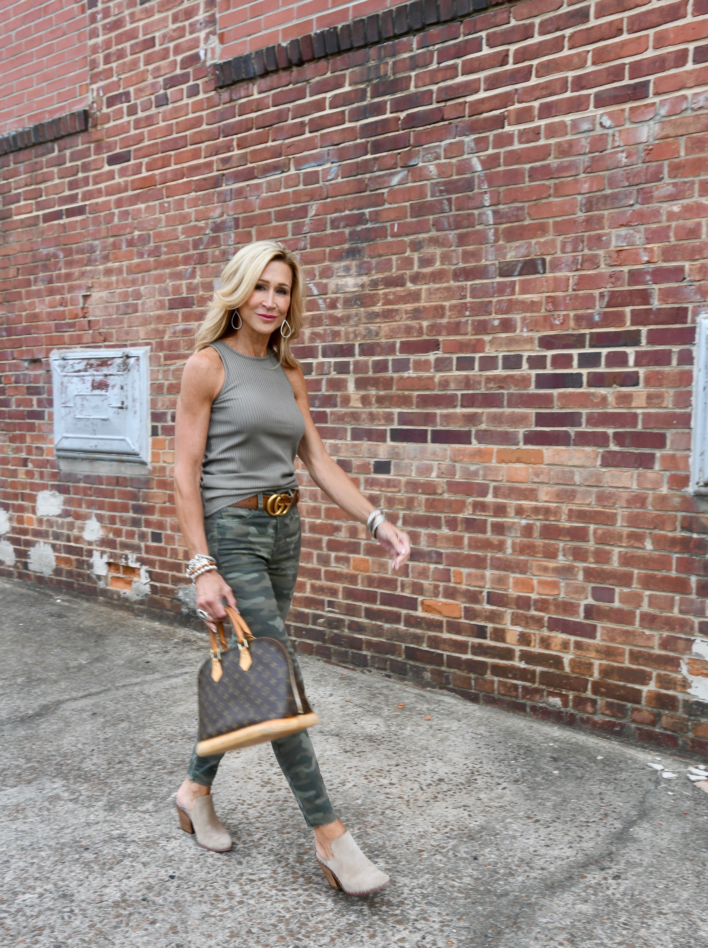 Styling Camo Pants - Crazy Blonde Life
