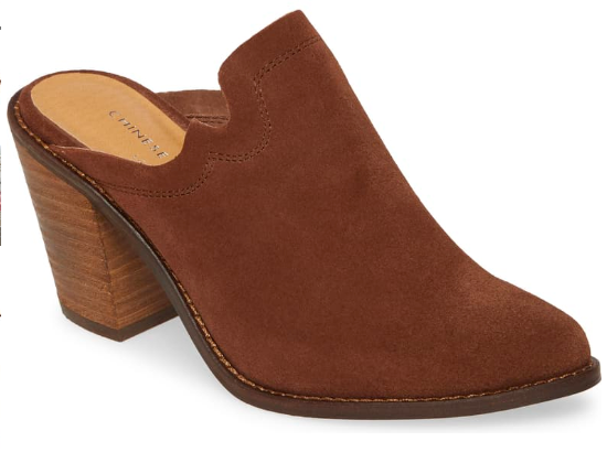 Chinese Laundry Mules - Nordstrom $100