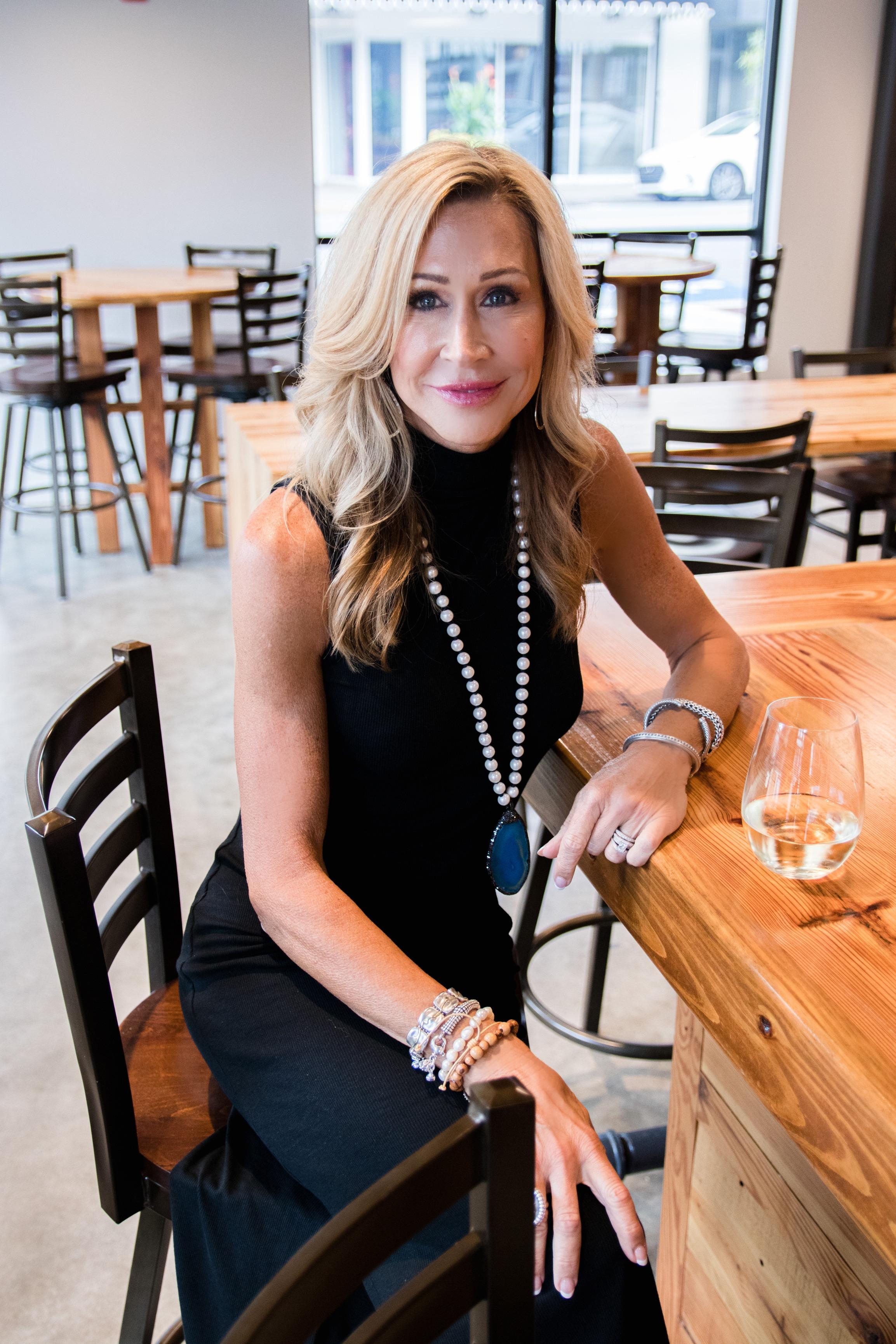 Black Target dress - Crazy Blonde Life