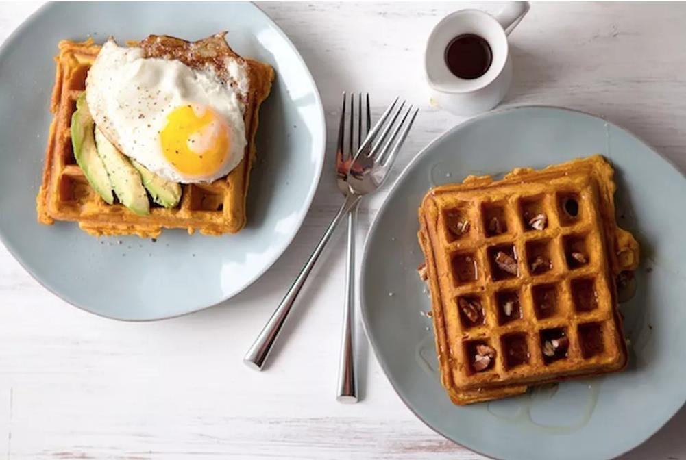 Sweet Potato Waffles, Sweet or Savory - Food 52