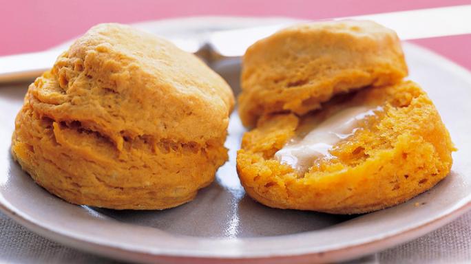 Sweet Potato Biscuits - Martha Stewart