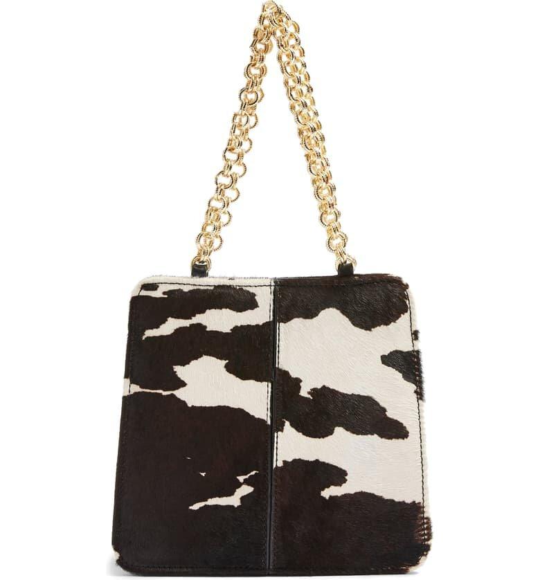 Topshop Shoulder Bag - $48