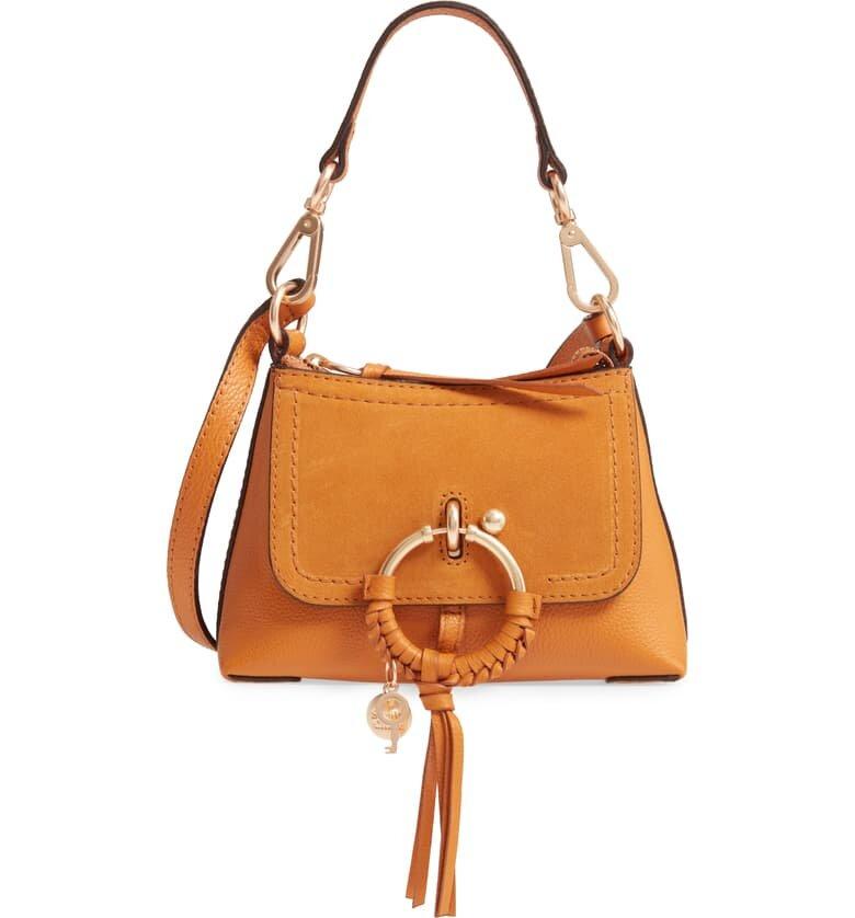 See by Chloe LeatherCrossbody Bag - $295