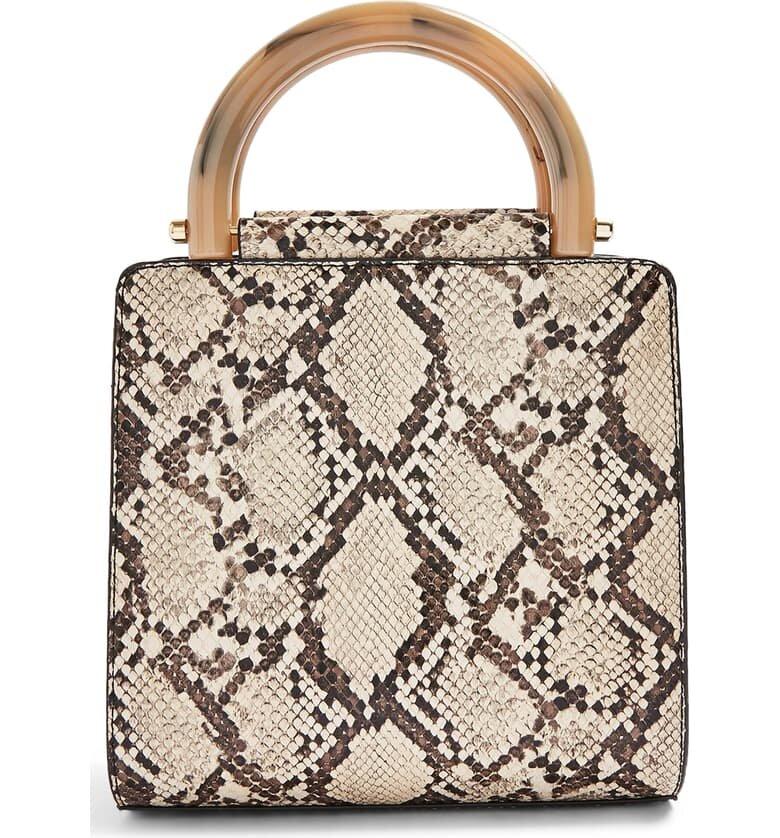 Topshop Selma Shoulder Bag - $48