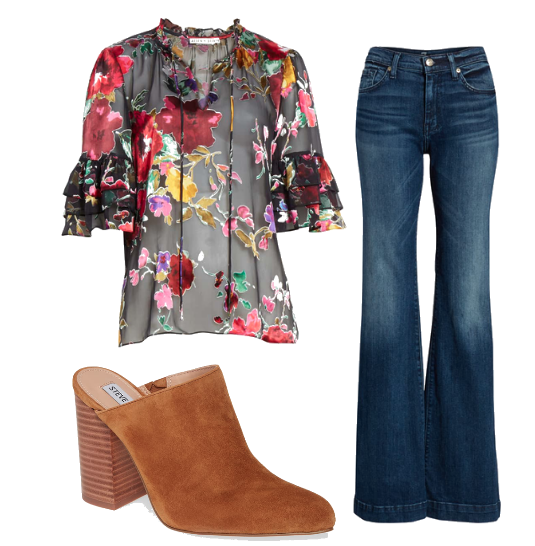 Fall Fashion - Crazy Blonde Style
