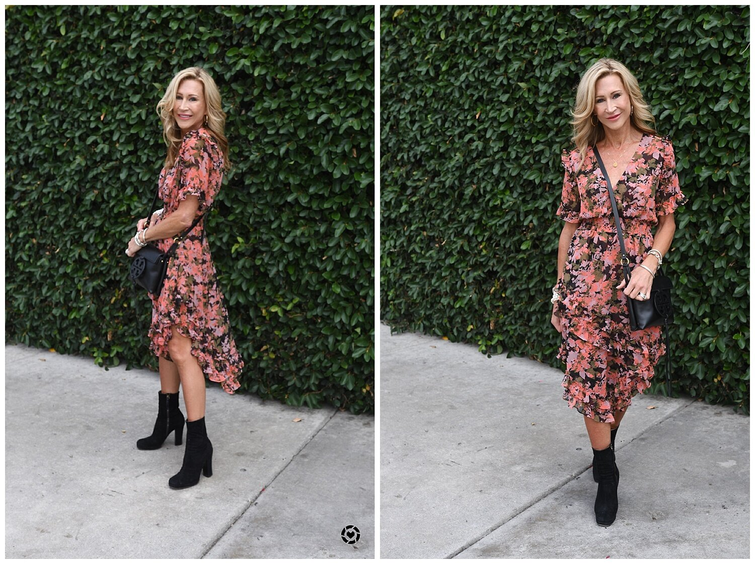 Mia Los Angeles Dress for fall - Crazy Blonde Life
