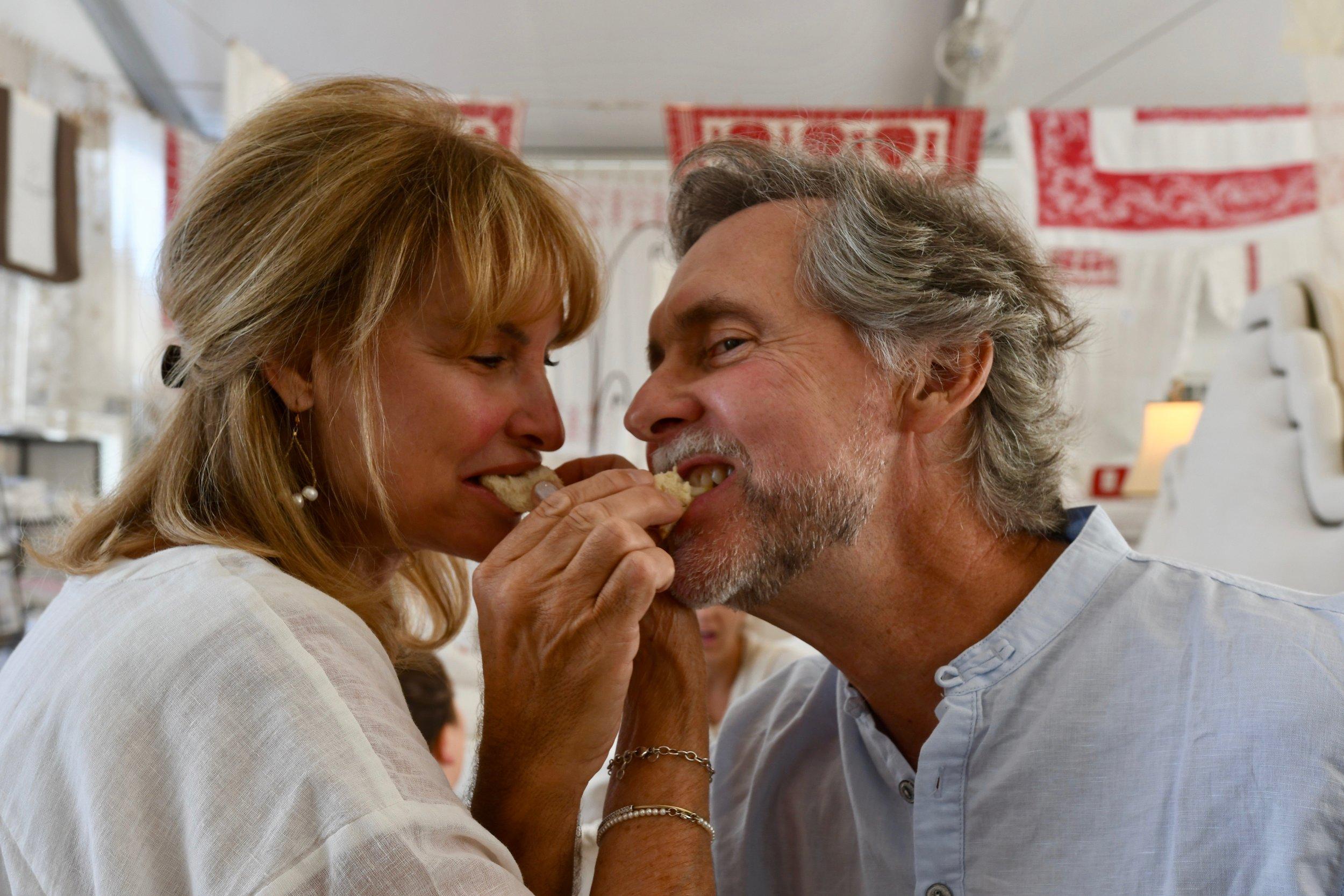 Rob and Linda Rosenbaum - Olive Oil Producers