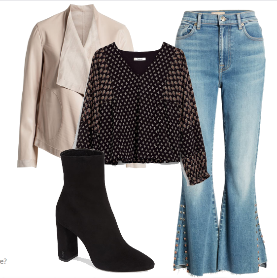 Fall Outfit Idea - Crazy Blonde Life