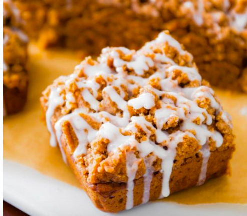 Pumpkin Coffee Cake from Sally's Baking Addiction