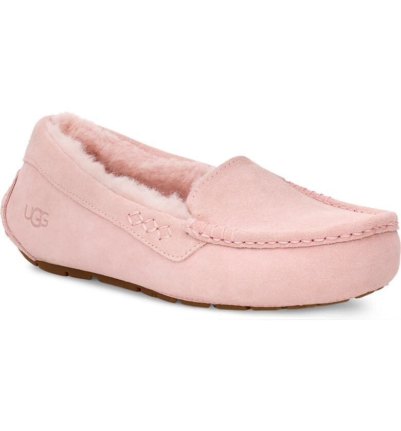 Ugg Fur Lined Slippers - $99.95