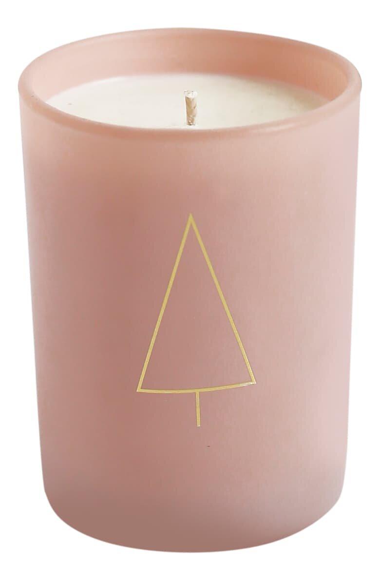 Studio Pink Cypress Candle - $38