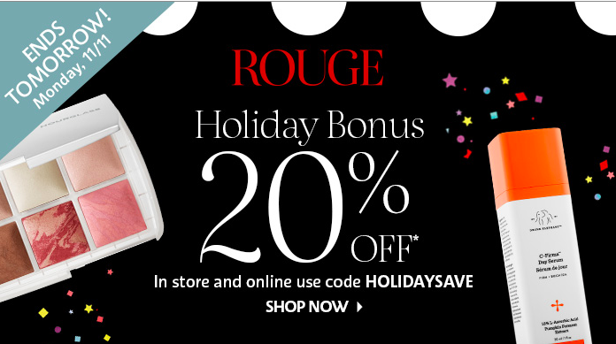 Sephora Rouge Sale - Crazy Blonde Life