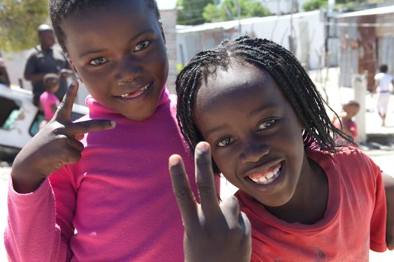 Township children, Aidsfonds