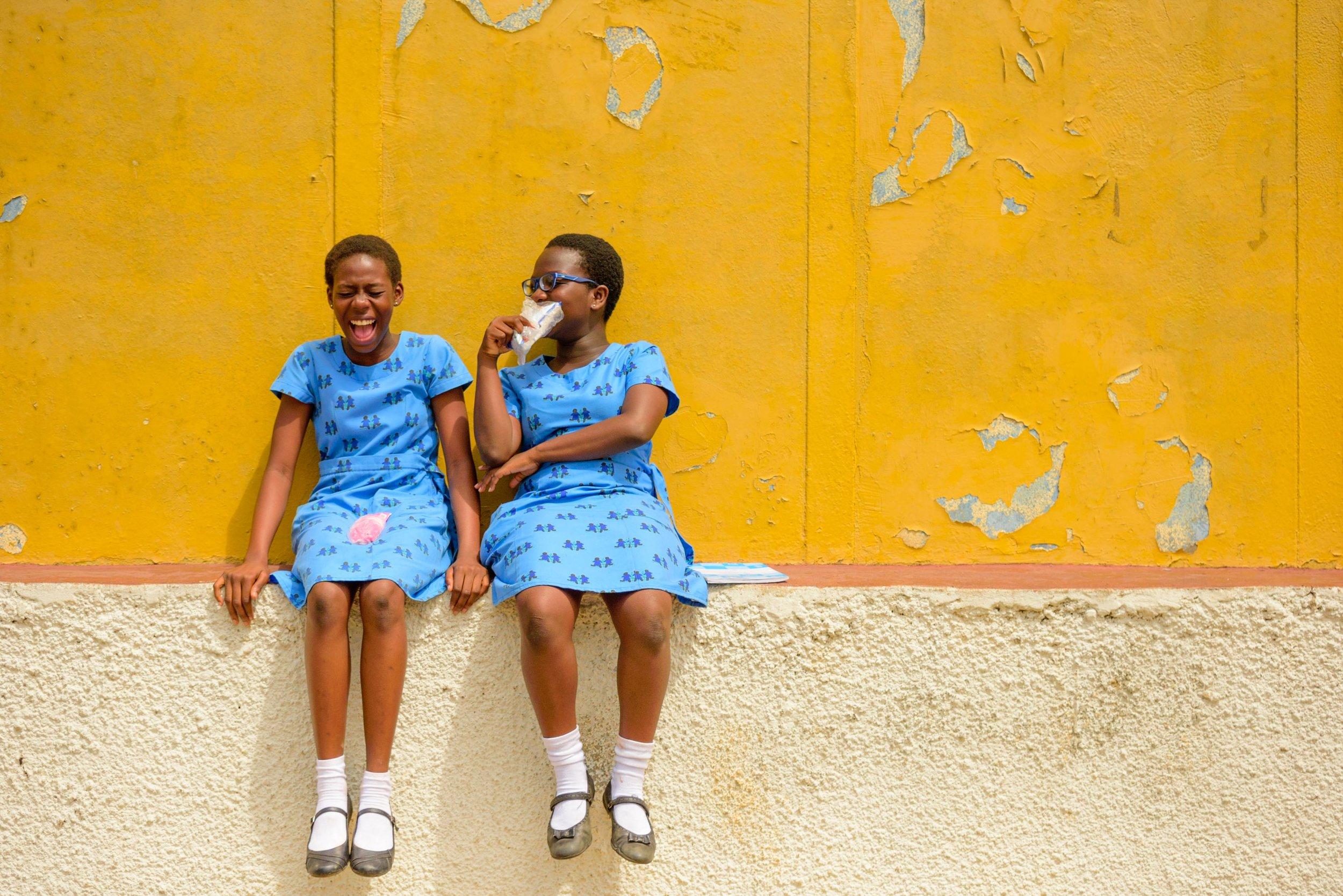 Ghana, SOS Children's Villages (SOS Kinderdorpen)