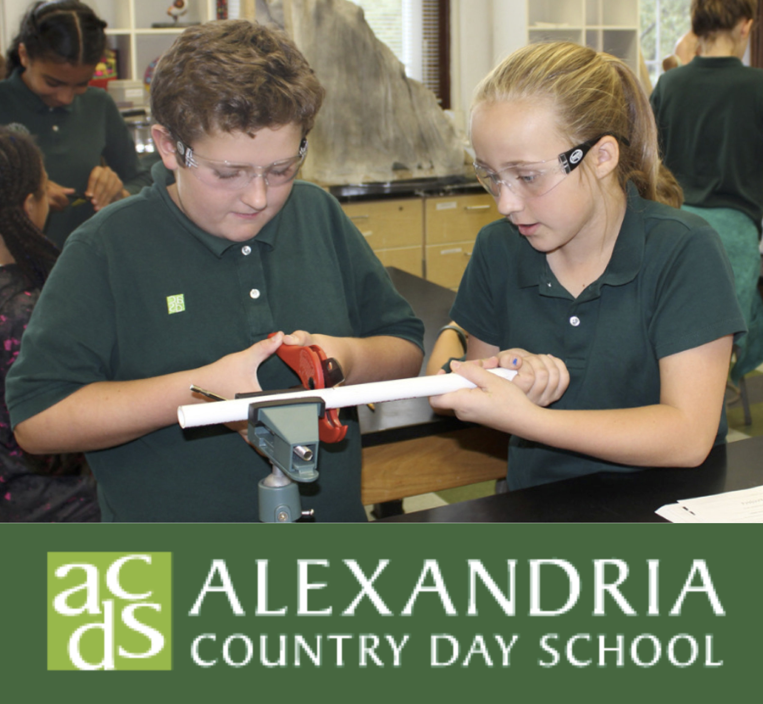 ALEXANDRIA COUNTRY DAY SCHOOL