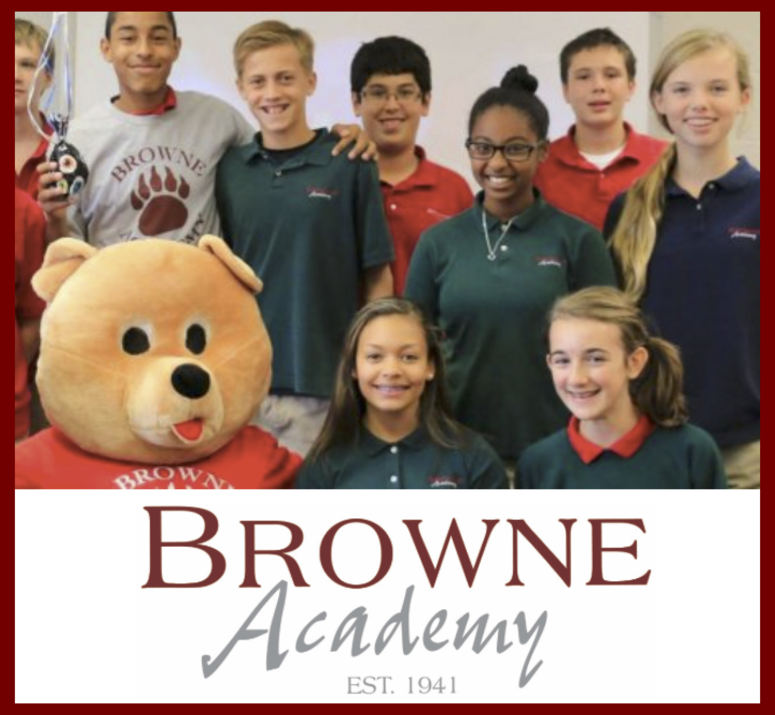BROWNE ACADEMY