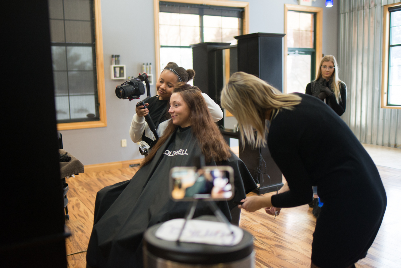 Hair and Makeup Team Mary Breuer Photography