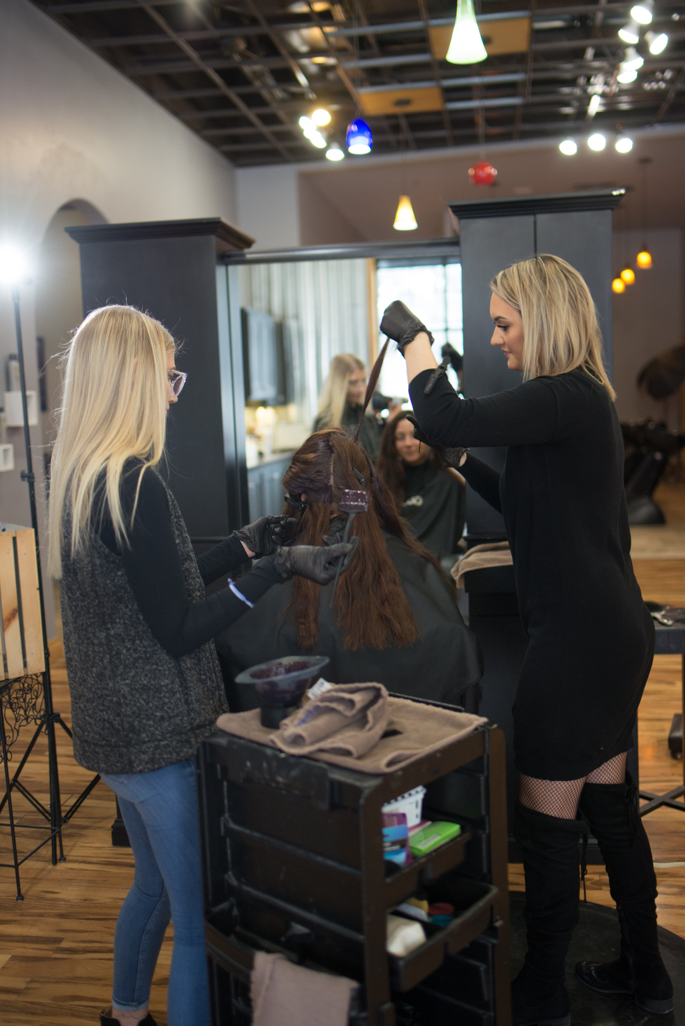 Hair and Makeup Mary Breuer Photography