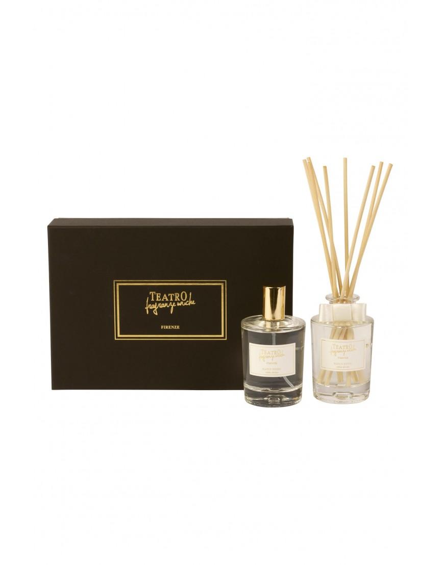 White divine mini gift set