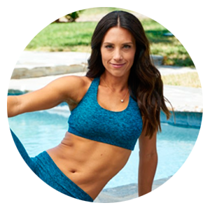 Autumn Calabrese is a celebrity trainer and creator of several highly popular fitness and nutrition programs including her #1 work program 21 Day Fix and her best selling cook book Fixate. Her mission is to help you attain your best, happiest, healthiest body without restrictions or deprivation.