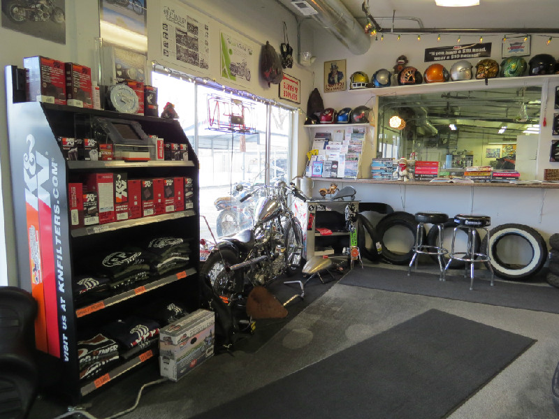 PPP - BOISES' FAVORITE MOTORCYCLE SHOP!