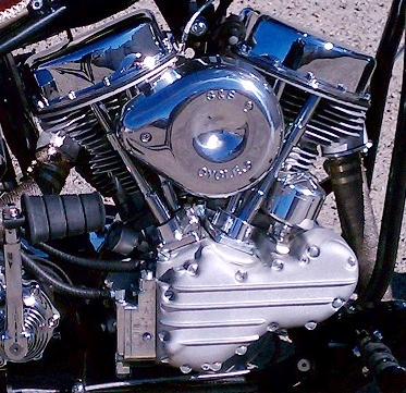 S AND S 93 INCH PANHEAD MOTOR