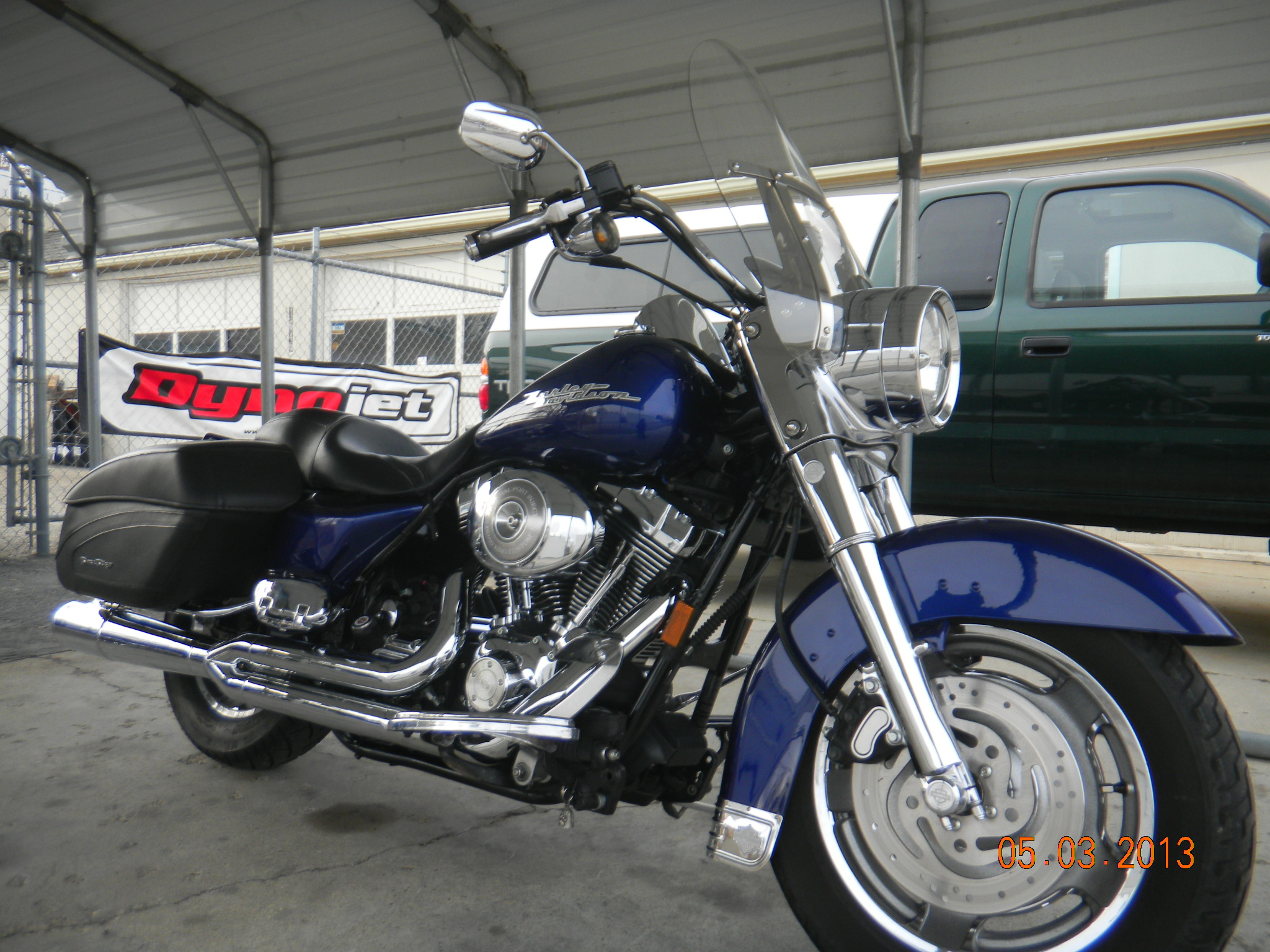 VANCE AND HINES PRO PIPE - THEY MAKE POWER!