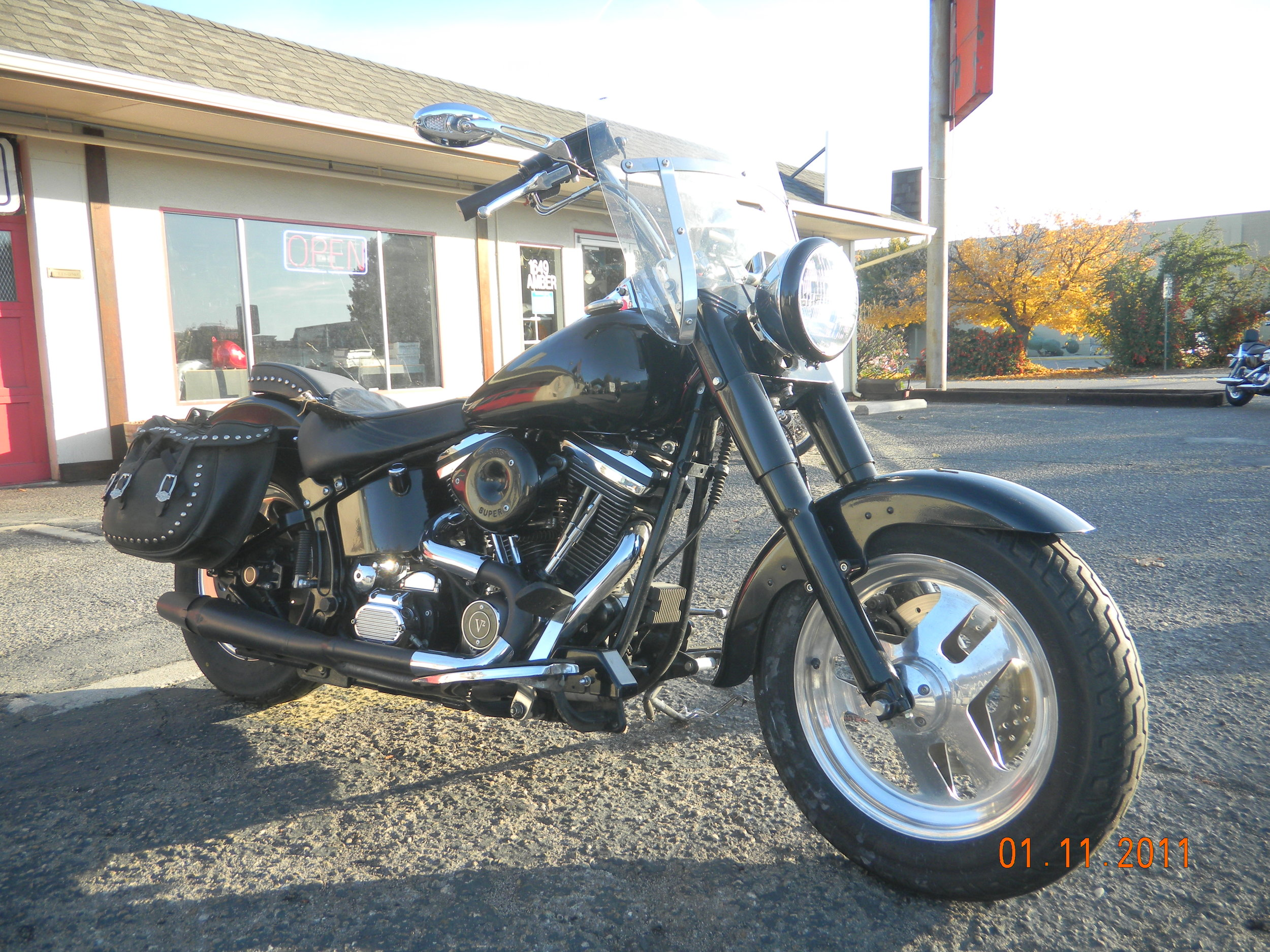DON'S 1996 HARLEY SOFTAIL