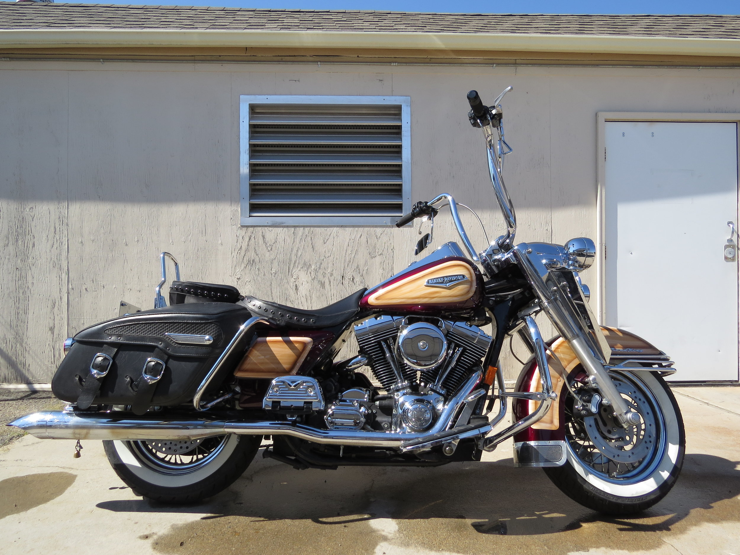 FRED'S 2000 HARLEY ROAD KING