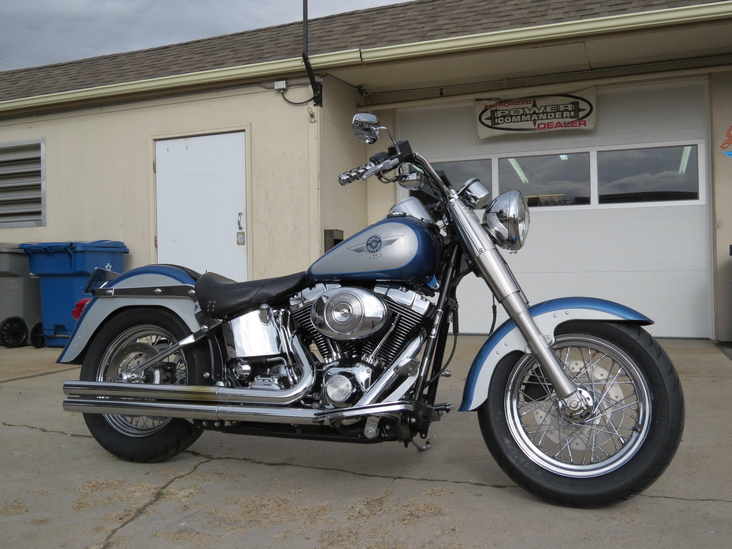 TERRY'S 2005 HARLEY SOFTAIL