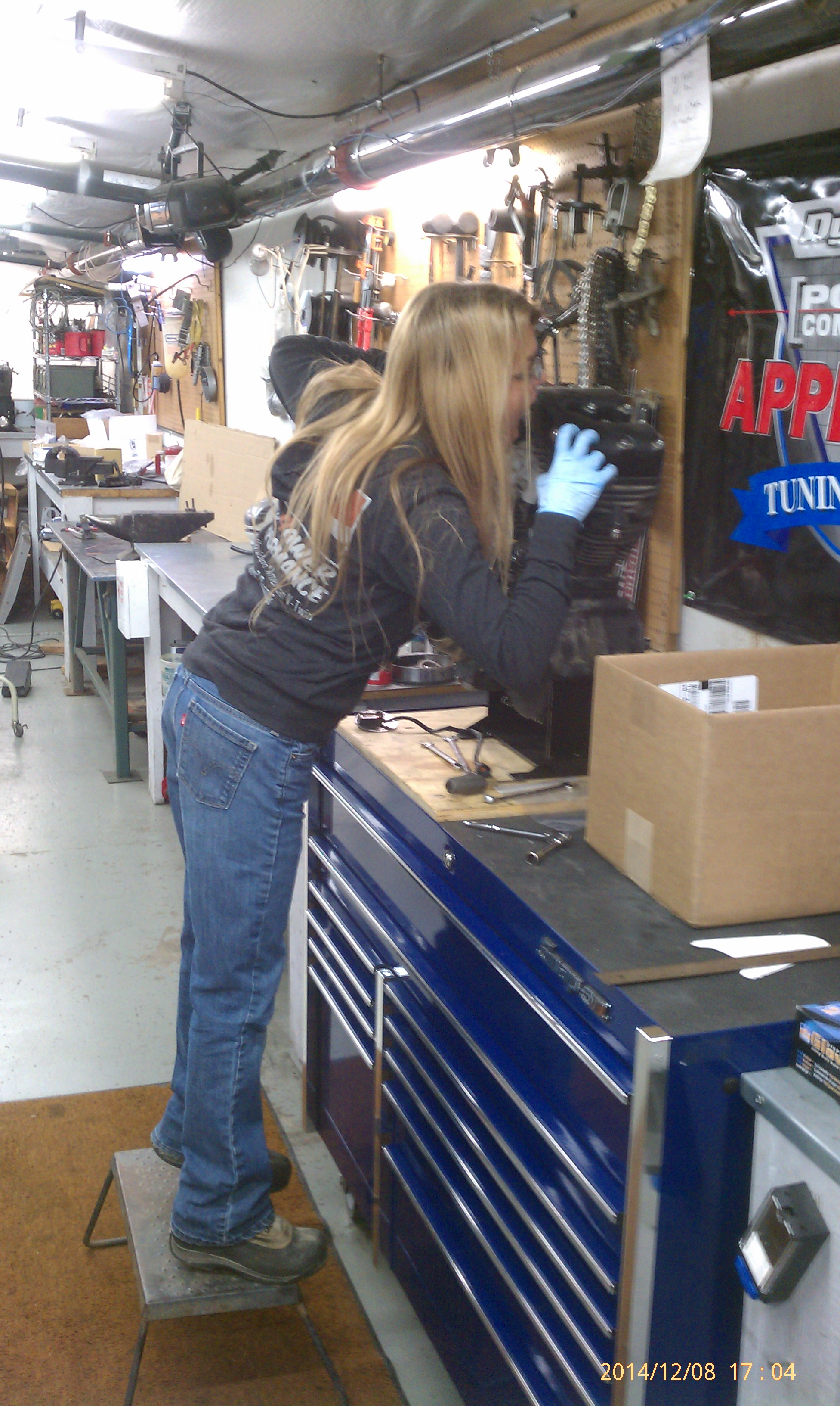THIS IS CATHY BEING A SUPER BIG HELPER.