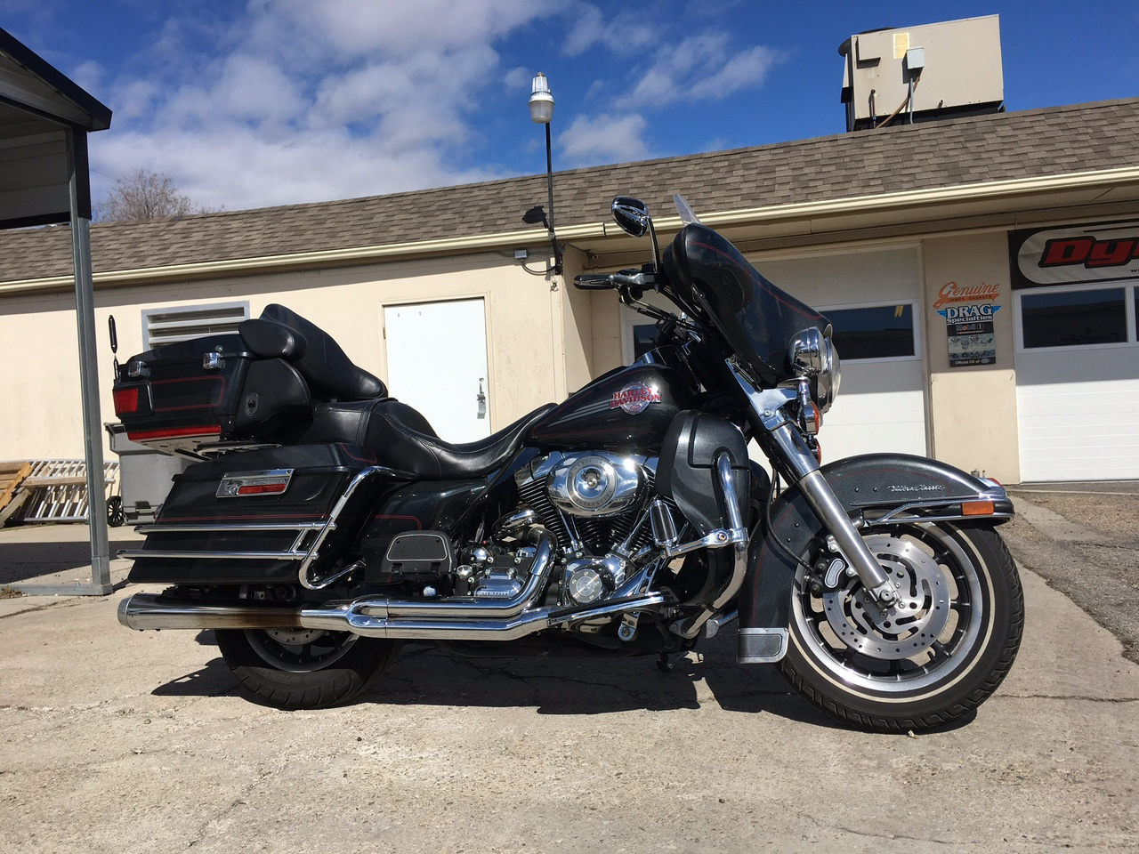 Jeff's 2007 Electra Glide