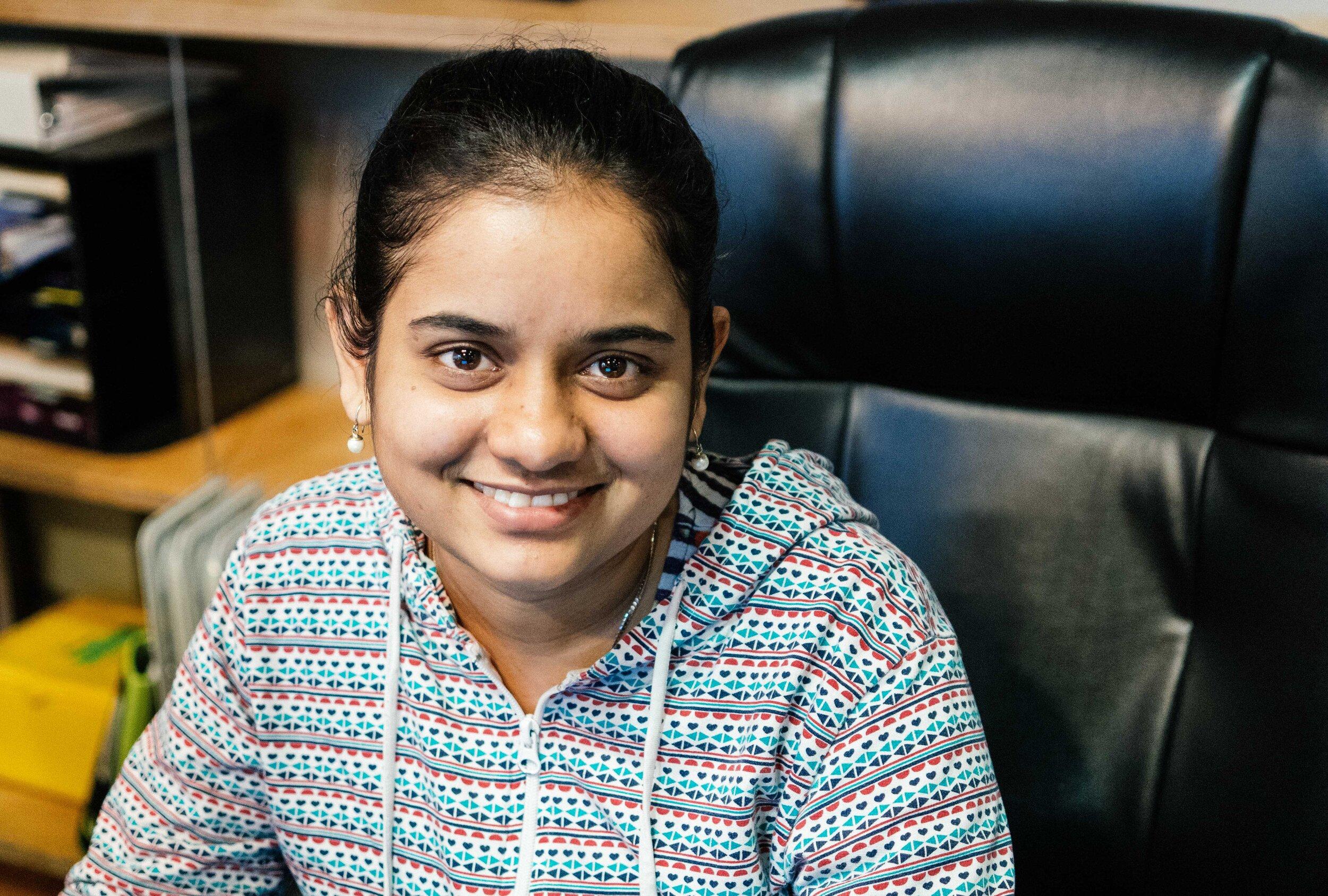 Deepthi Gopi, BE, MS - IT Administrator