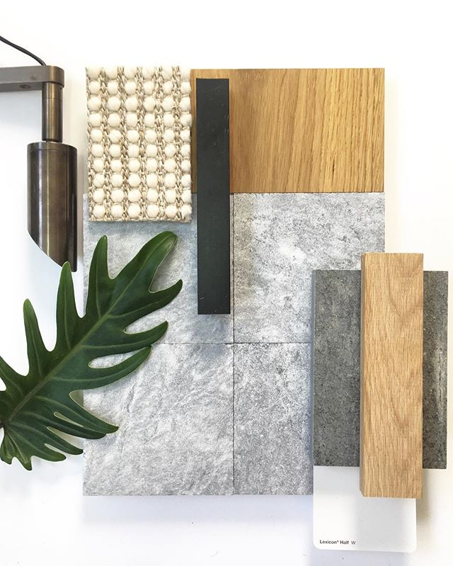 Interior finishes for our beach house project in Manly.  #interiordesign #australianarchitecture #sydneyarchitecture #interiordesigner #architecturephotography #manlybeach #designer #beachhouse