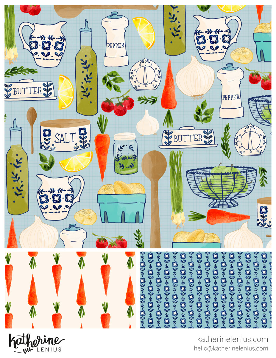 Dutch Kitchen collection