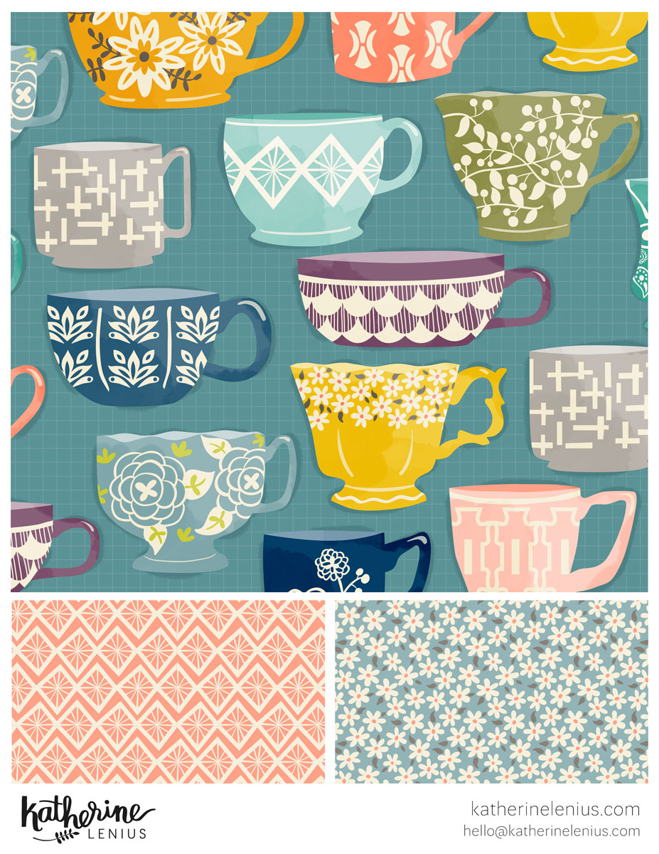 Cup of Tea Collection