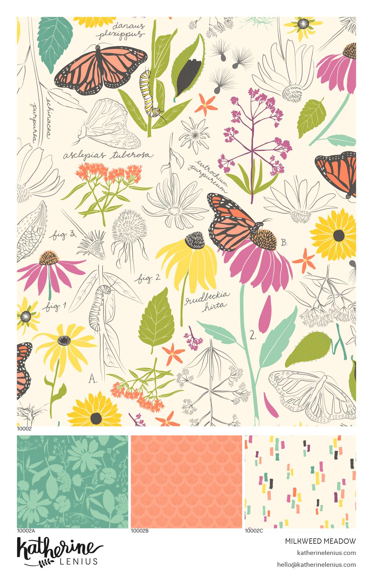 Milkweed Meadow | Katherine Lenius