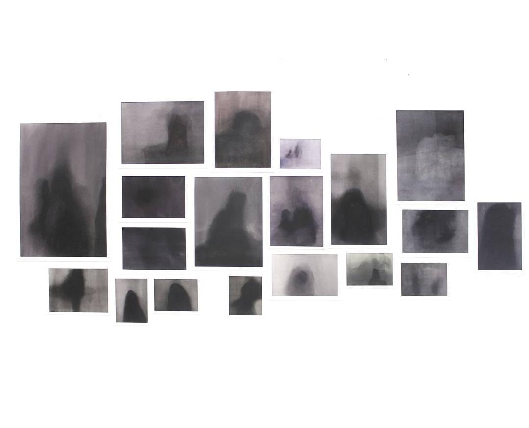Acuarelas negras, 2016