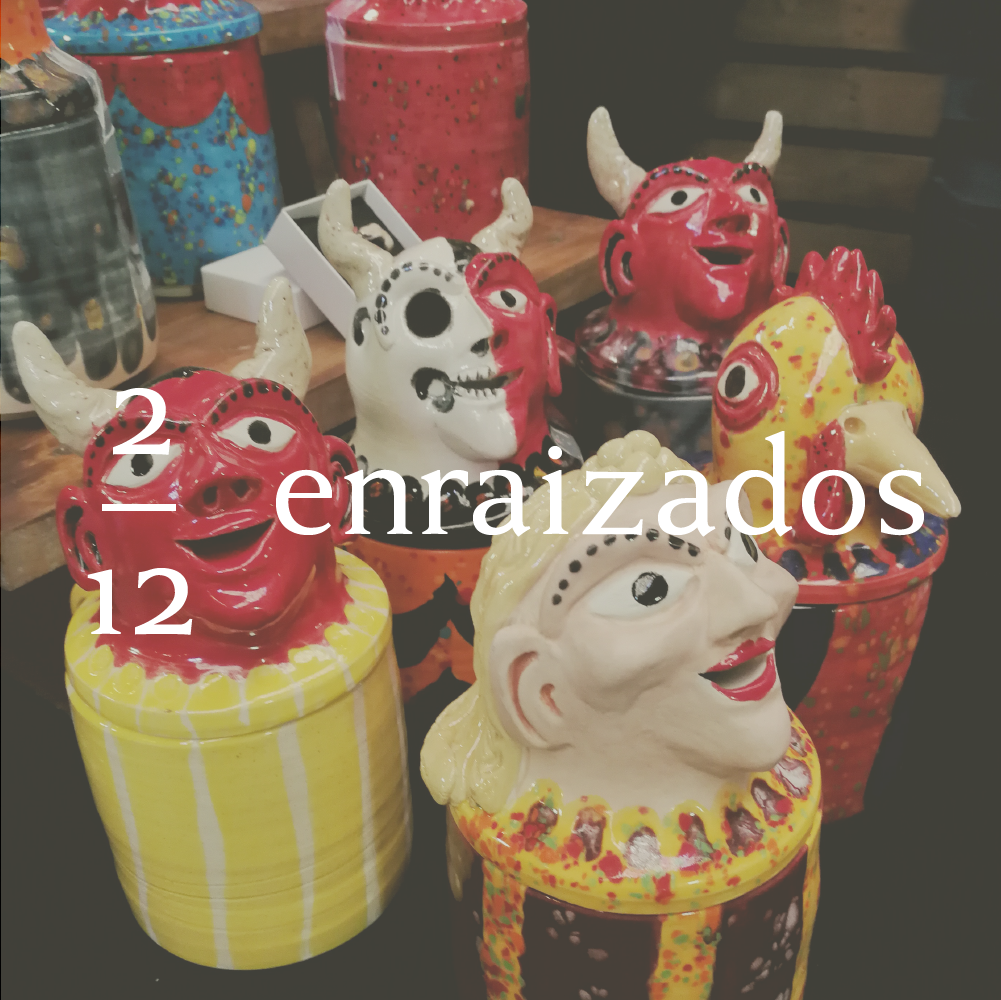 tipo: cerámica | precios: 22,000 - 55,000 colones