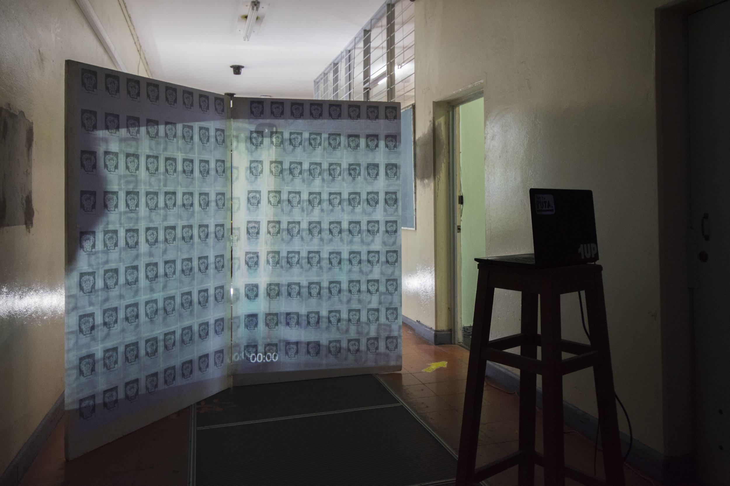 instalación:    joseph fernández      imagen cortesía de    adriana araya