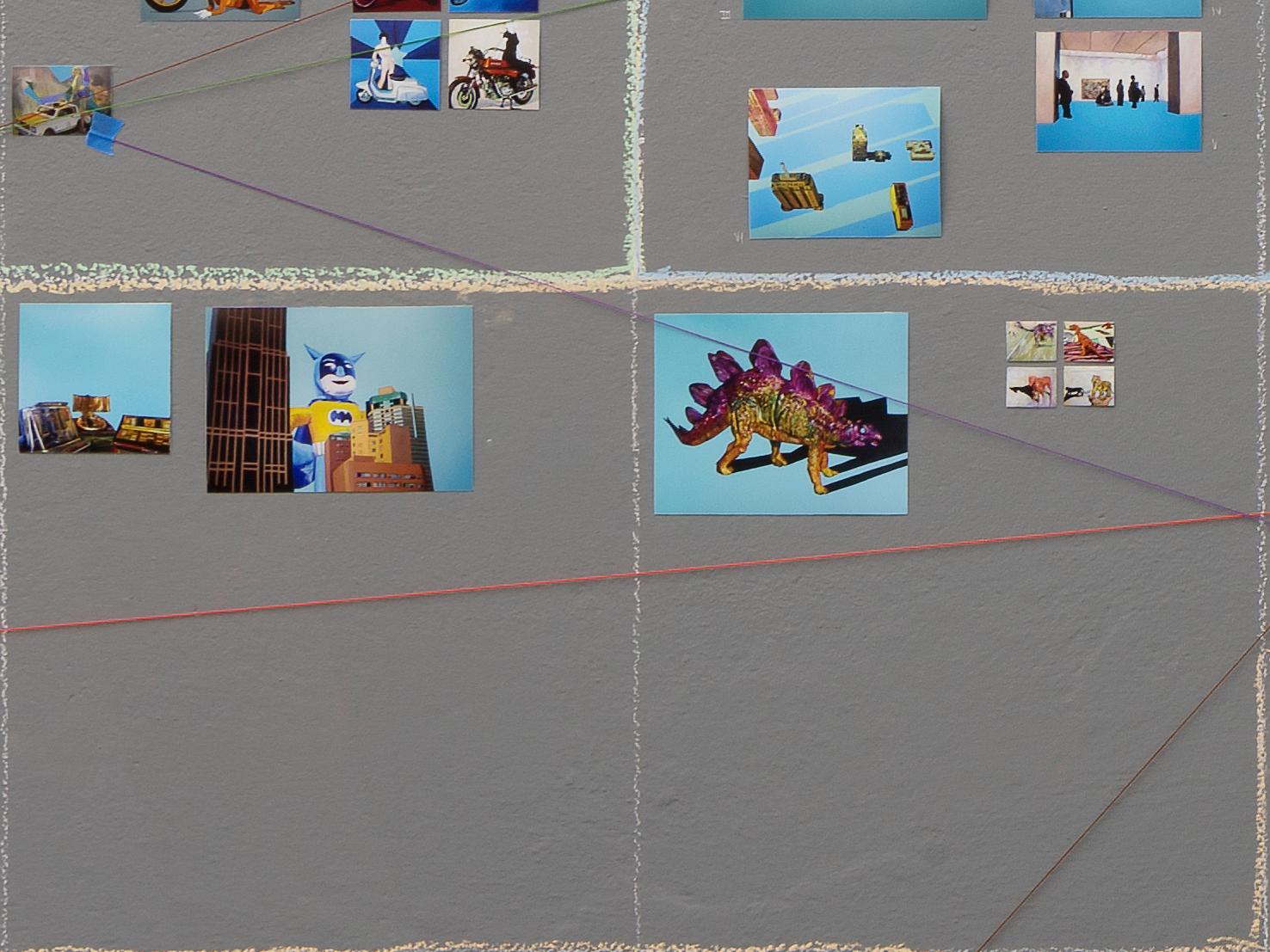 Metadata, línea del tiempo (detalle) | sección de una fotografía tomada por    roberto d'ambrosio